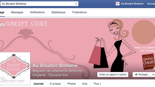 CM Au Boudoir Boheme