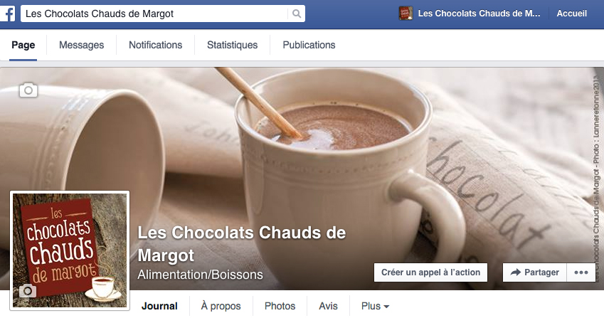 CM Les Chocolats Chauds de Margot